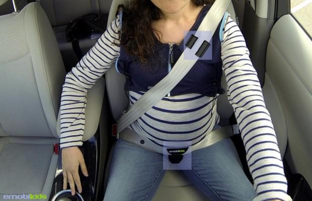 Was Schwangere beim Autofahren beachten müssen