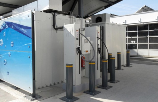 Wasserstoff-Tankstellen weltweit noch rar gesät