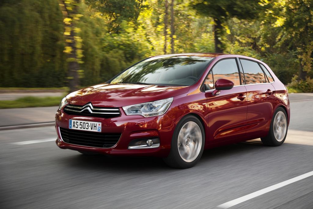 Zunächst geht geht der kleine Dreizylinder-Benzinerim französischen Golf-Konkurrenten Citroën C 4 an den Start