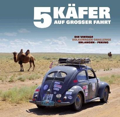 auto.de-Ostergewinnspiel: 5 Käfer auf großer Fahrt