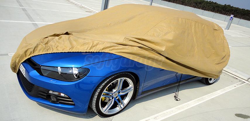 auto.de-Ostergewinnspiel: Drei Mal eine Softgarage - Flexibler Schutz fürs Auto