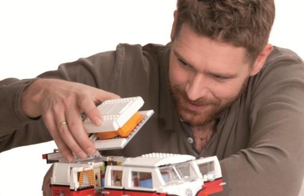 auto.de-Ostergewinnspiel: LEGO Volkswagen T1 Campingbus