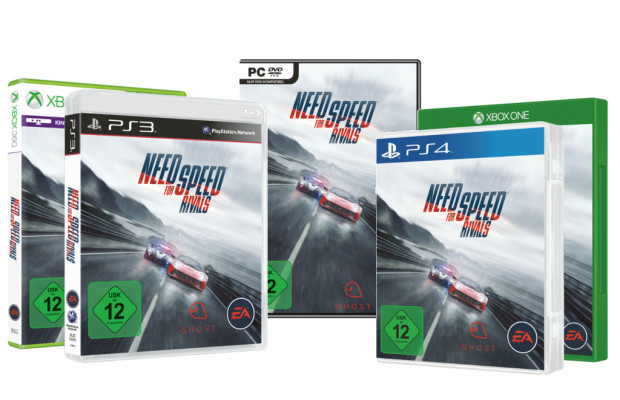 auto.de-Ostergewinnspiel: Need for Speed Rivals