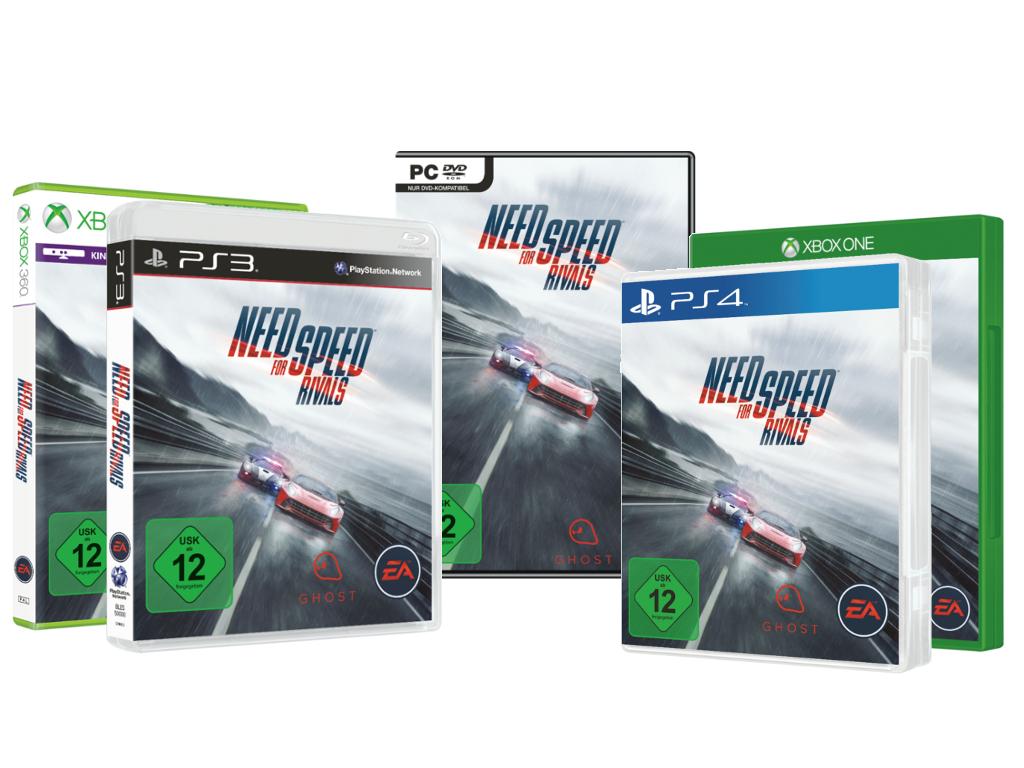 auto.de-Ostergewinnspiel: Need for Speed Rivals