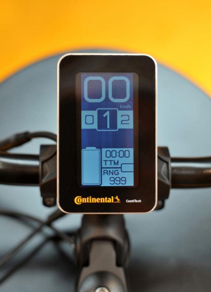 Mit der Lösung zielt Continental auf das Premium-Segment der E-Bikes.