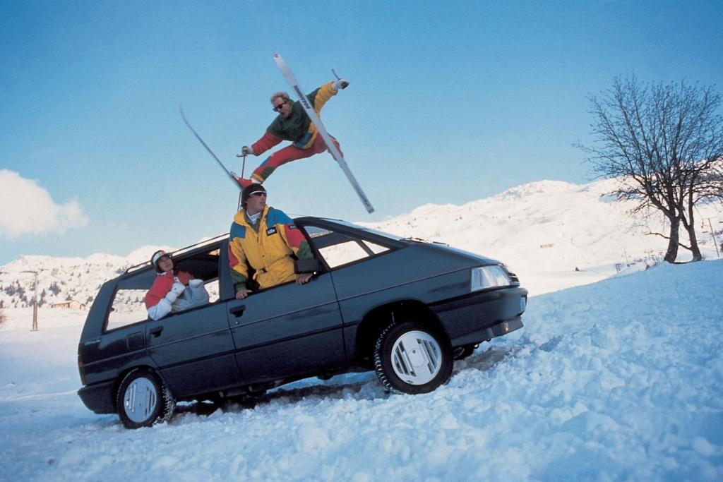 © Renault | Renault Espace 4x4 ab 1988