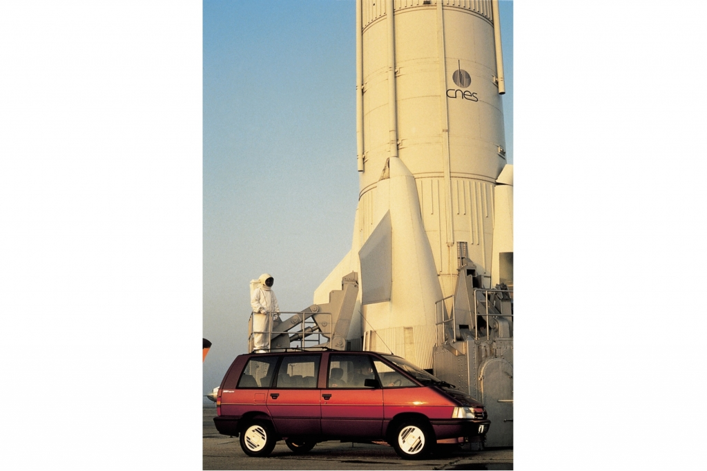 © Renault | Renault Espace Injection ab 1988