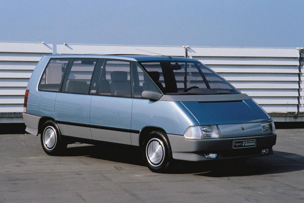 © Renault | Renault Espace Prototyp Prime
