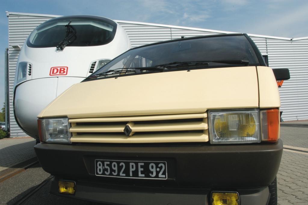 © Renault | Renault Espace ab 1984