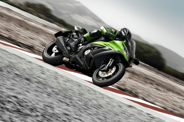 Übersicht Motorradhersteller: Kawasaki Ninja ZX-10R - Bild: Kawasaki