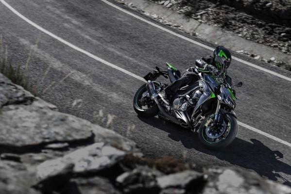 Übersicht Motorradhersteller: Kawasaki Z1000