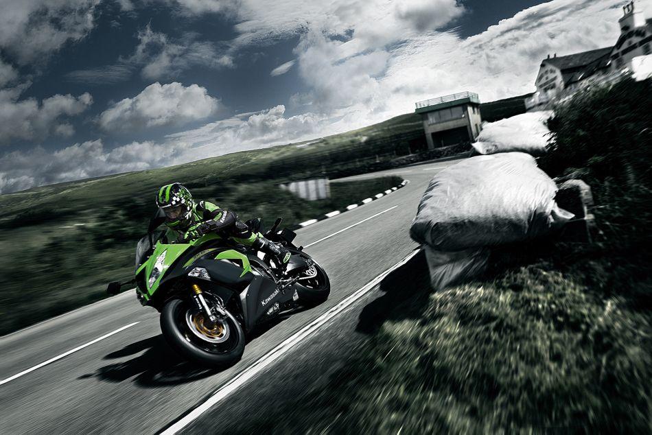 Übersicht Motorradhersteller: Kawasaki