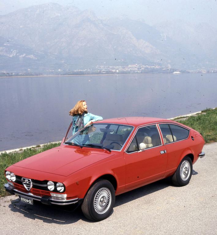 40 Jahre Alfa Romeo Alfetta GT