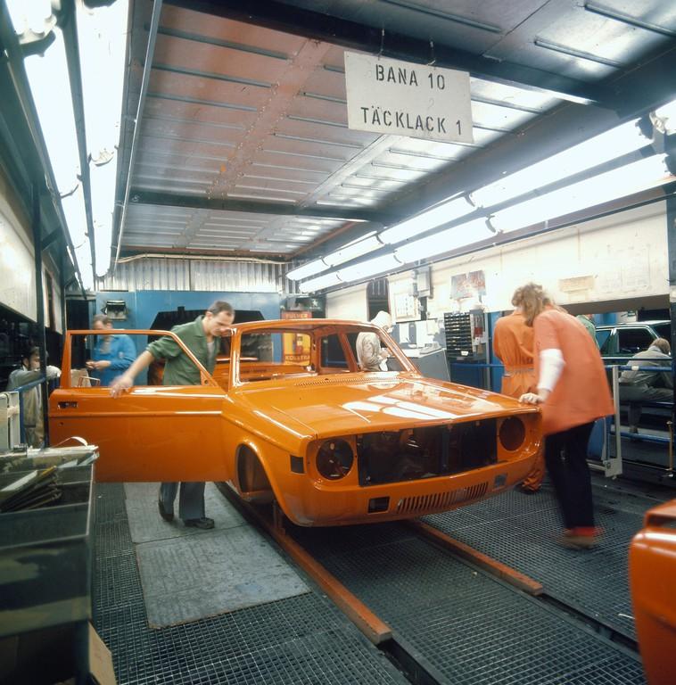 50 Jahre Volvo-Werk Torslanda
