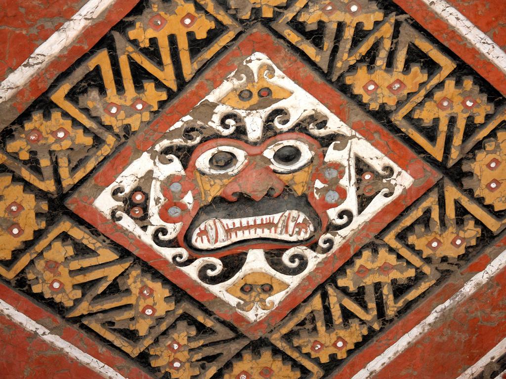 Ai-apaec gilt als Hauptgott der vor den Inka lebenden Moche.