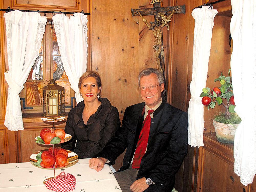 Alois und Carmen Kohler sind die Inhaber des Engel Spa & Resort.