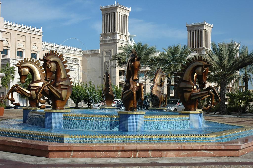Arabischer Stil: Luxusherberge