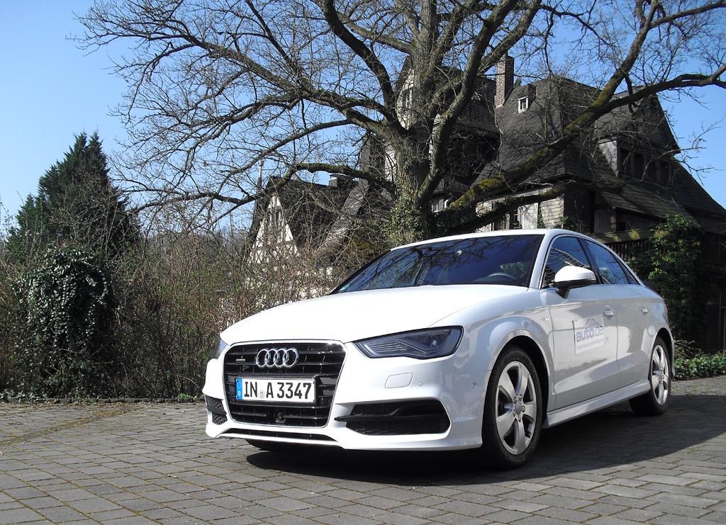 Audi A3: Die Limousine läuft im ungarischen Györ vom Band.