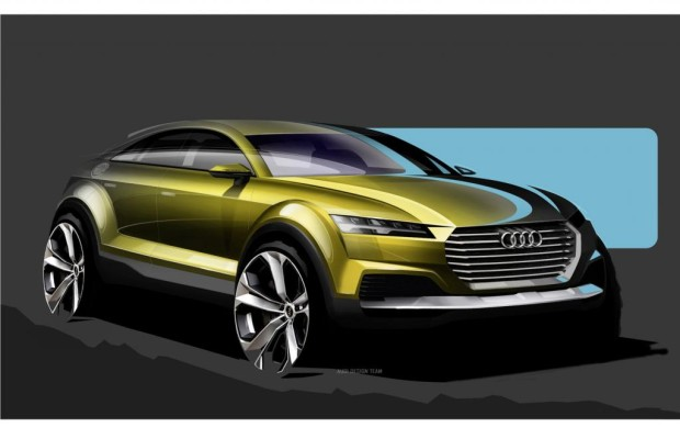 Audi TT-SUV - Neues Familienmitglied
