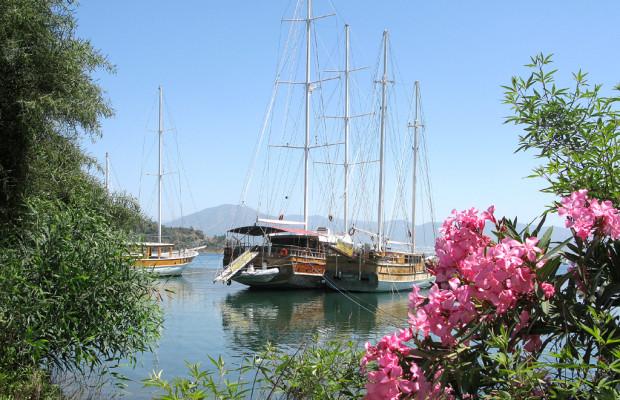 Auf den Spuren der Lykier: In Fethiye an der türkischen Mittelmeer-Küste