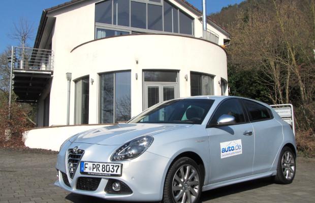 Auto im Alltag: Alfa Romeo Giulietta 1.6 JTDM Turismo