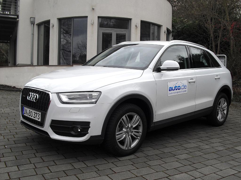 Auto im Alltag: Audi Q3 2.0 TDI Quattro