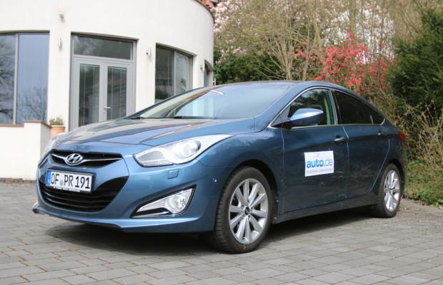 Auto im Alltag: Hyundai i40 Limousine 1.7 CRDi Premium