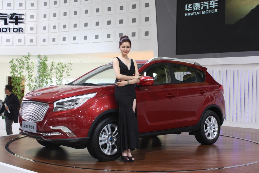 Autofirmen aus dem Riesen-Reich - Chinas Autos bleiben daheim