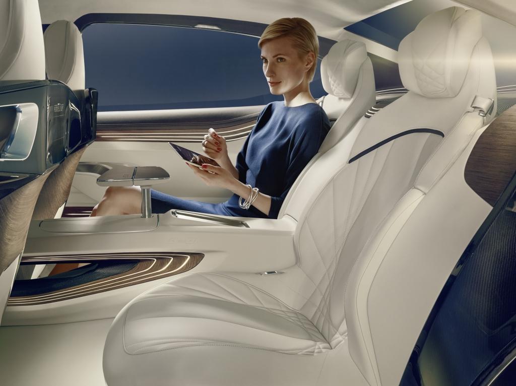 BMW Vision Future Luxury - Der Rolls-Royce unter den BMW