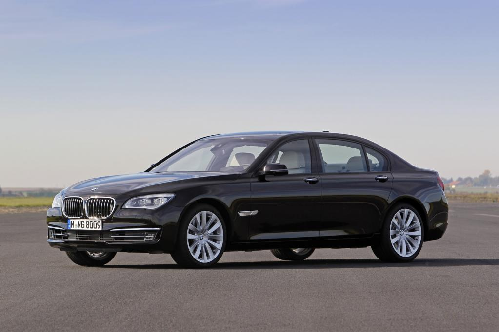 BMW plant Großes in China