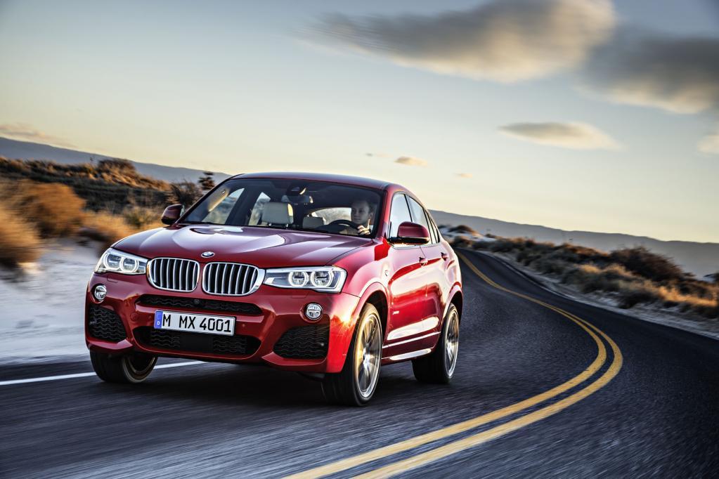 BMW zeigt in New York fünf Premieren