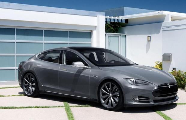 Batterie des Tesla Model S künftig besser geschützt