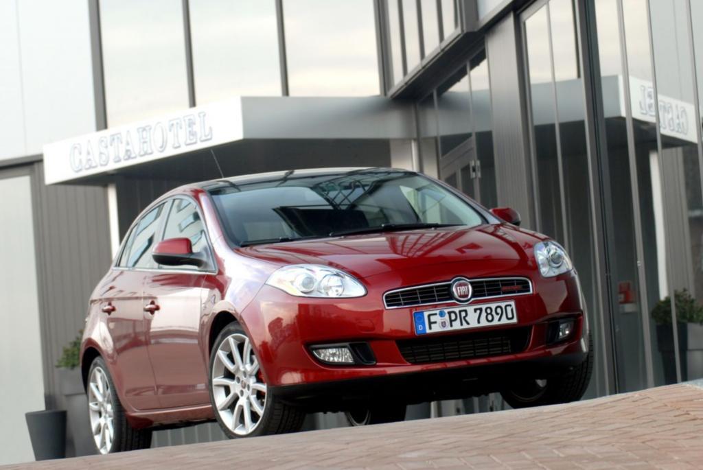 Beim Crashtest von Euro-NCAP erreichte der Bravo 2007 die volle Punktzahl von fünf Sternen für die Insassensicherheit