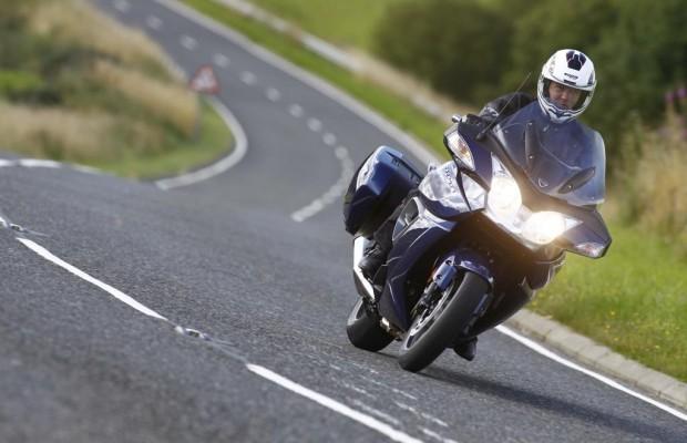 Biker fahren wieder sicher durch die Eifel