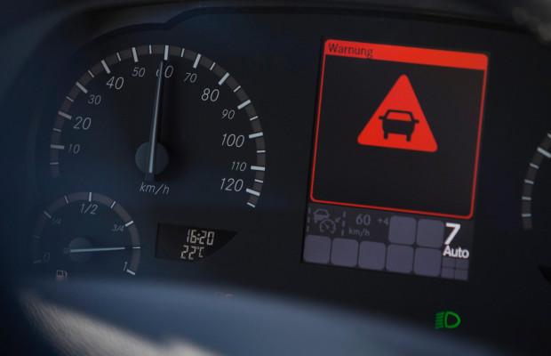 Bremsassistent ABA3 für Mercedes-Benz Travego