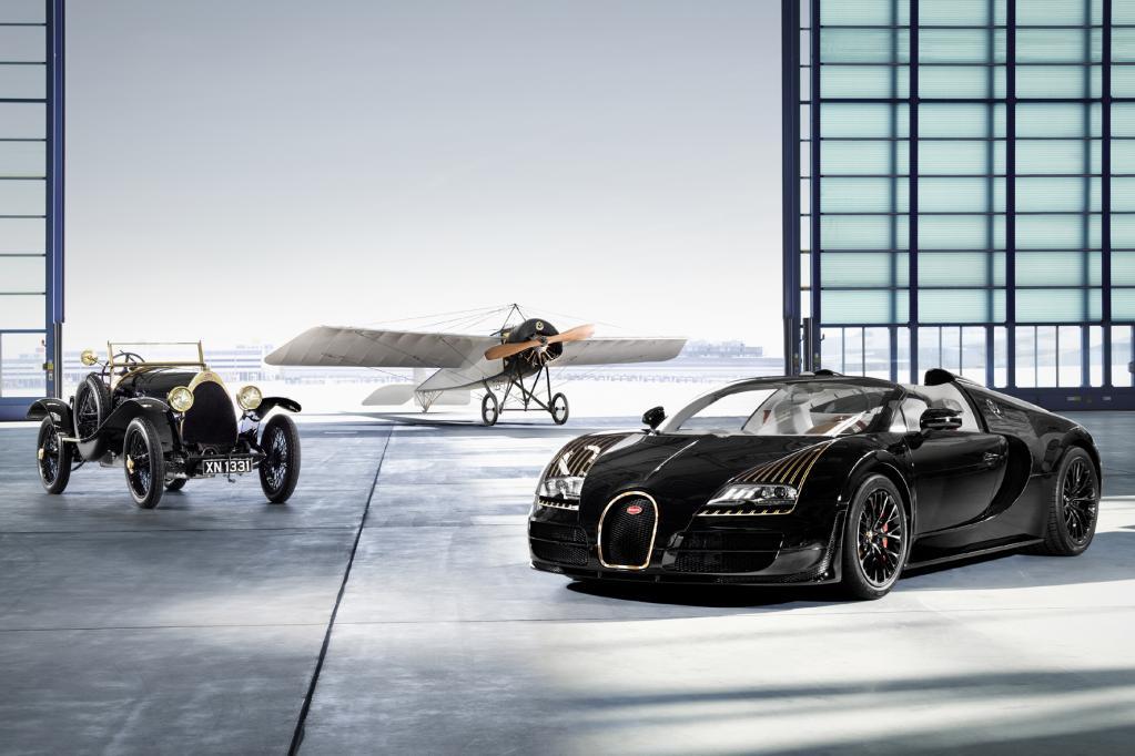 Bugatti-Legende erobert Peking