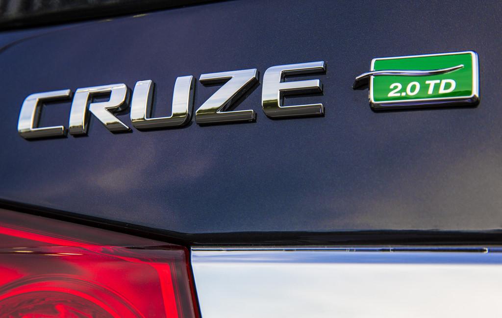 Chevrolet Cruze ist