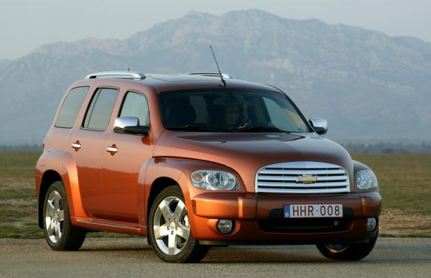 Chevrolet HHR vom Rückruf betroffen