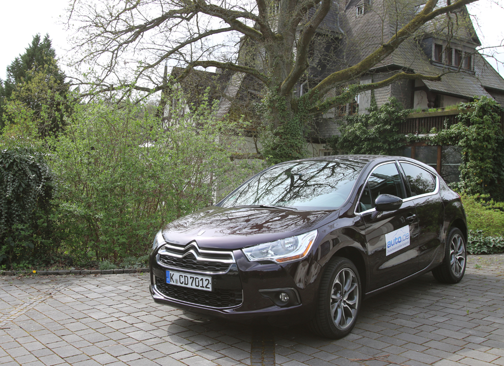Citroën DS4: Motormäßig stehen drei Benziner und zwei Diesel zur Wahl.