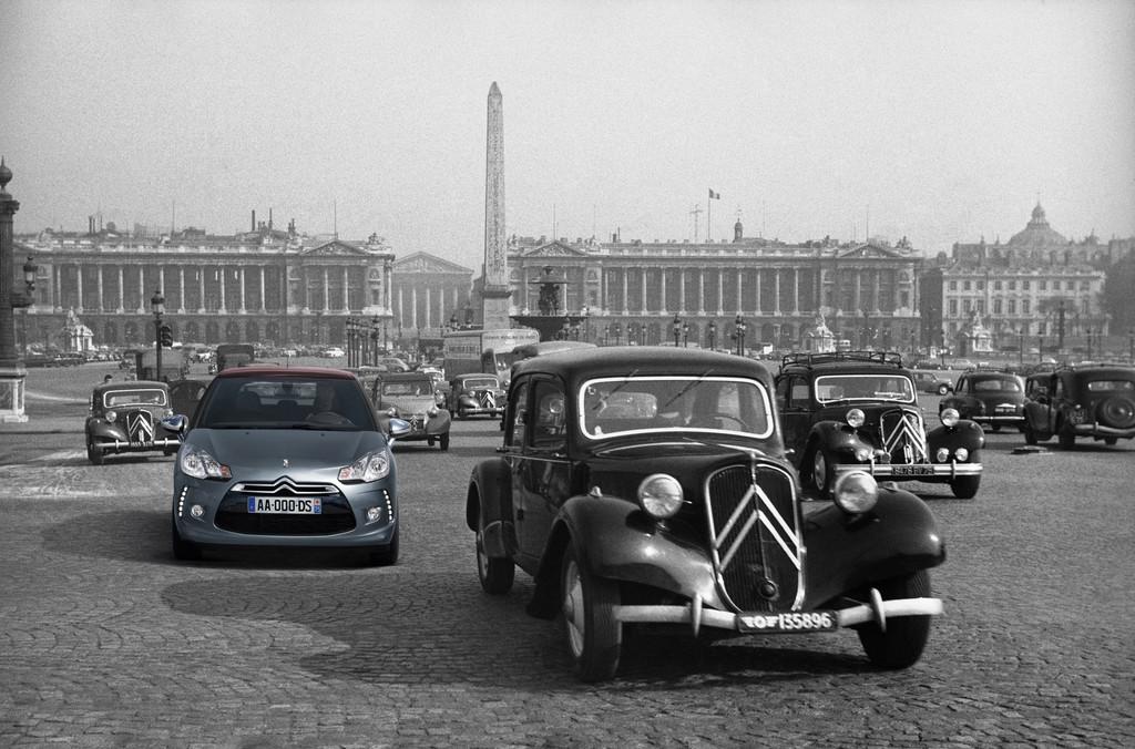 Citroën Traction Avant wird 80 Jahre