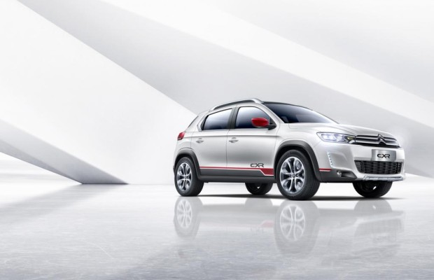 Citroen CX-R Concept - Mini-SUV für China