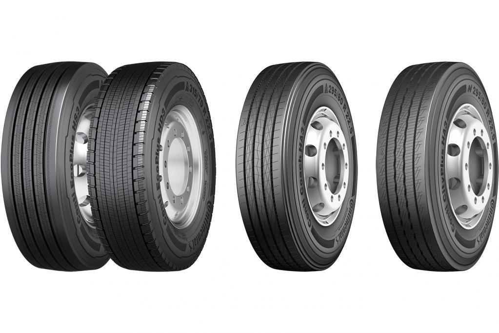 Continental beliefert MAN mit Erstausrüstungs-Reifen - Bild(2): Continental