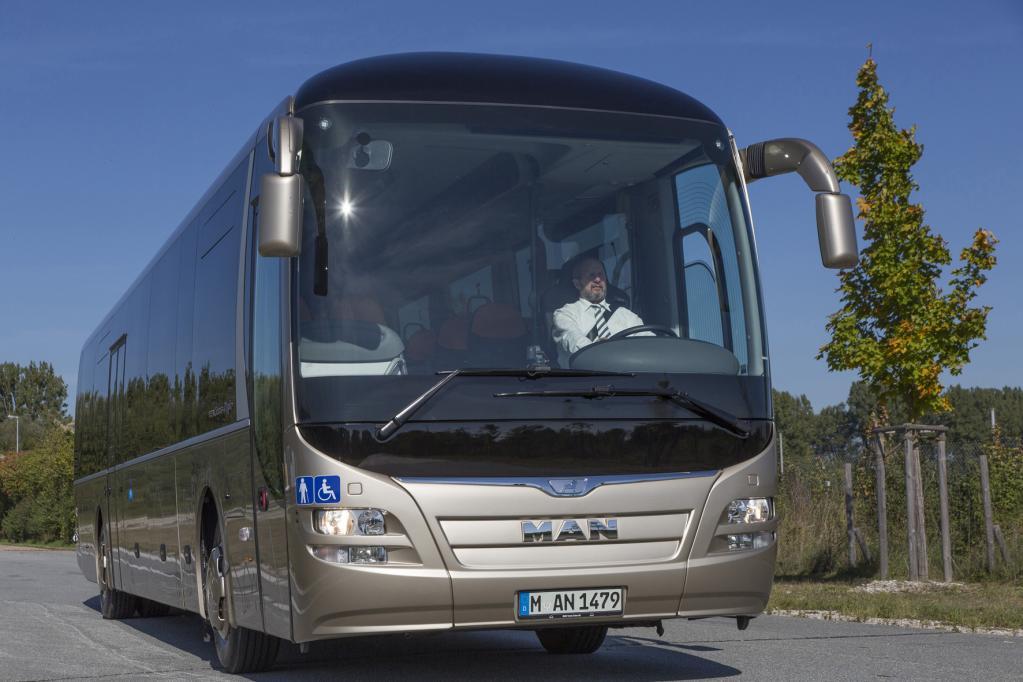 Continental beliefert MAN mit Erstausrüstungs-Reifen