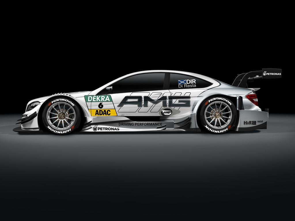DTM Mercedes AMG C-Coupé: Mehr Sicherheit