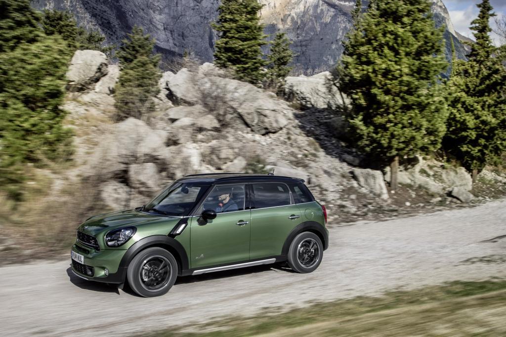 Das Facelift des Mini-SUV kommt im Juli auf den Markt