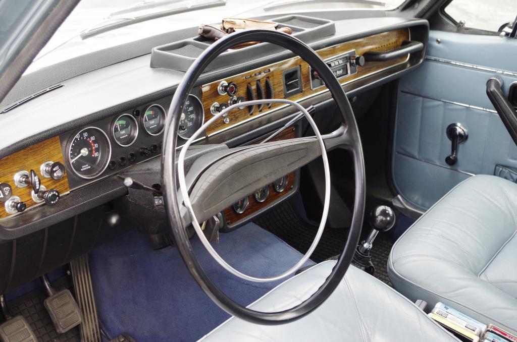 Der 164 ist Volvos erste Nachkriegsentwicklung einer gehobenen Mittelklasse mit sechs Zylindern in Reihe - Foto: © SP-X/Patrick Broich