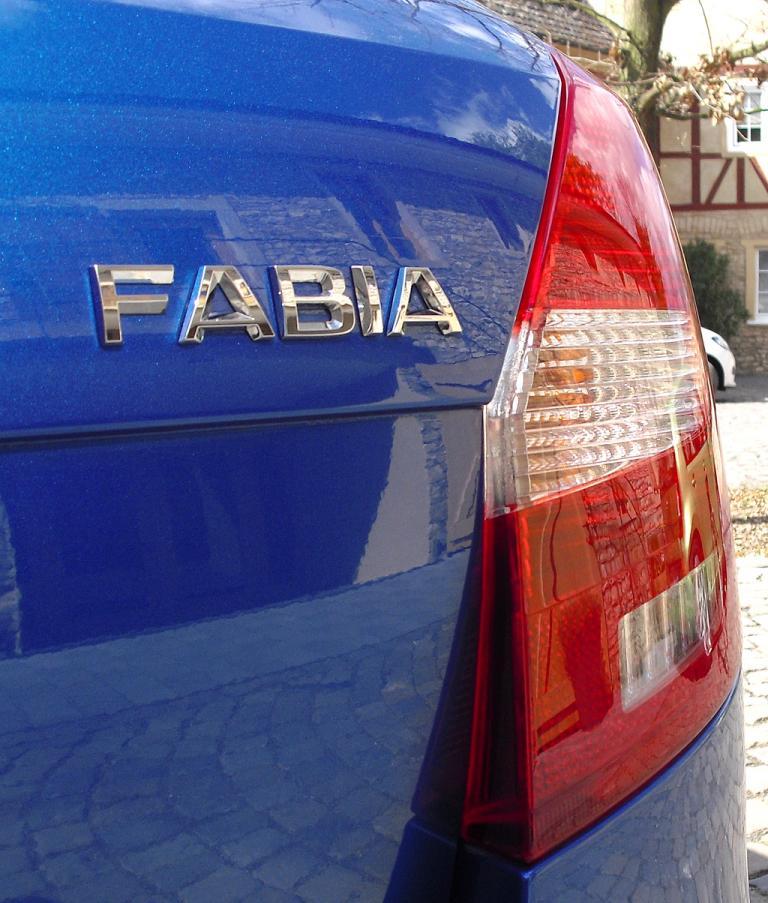 Der Fabia ist einer der Volumenträger.