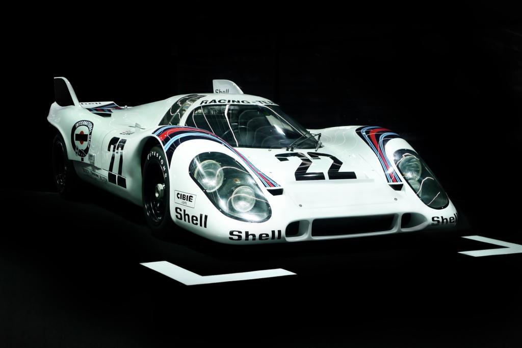 Der Porsche 917 gilt als Rennwagen des Jahrhunderts und sein Zwölfzylinder als Geniestreich des Motorenbaus.  - Foto: Scalfaro