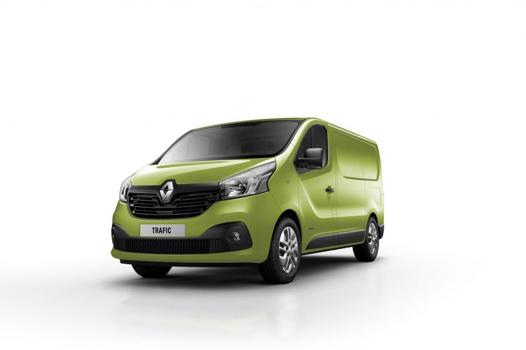 Der aktuelle Trafic startet bei 26.335 Euro - Foto: Renault