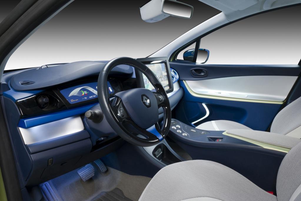 Der digitale Lebensstil geht im Auto weiter